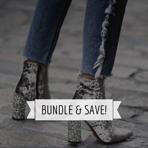 BEST way to save $$$, BUNDLE!